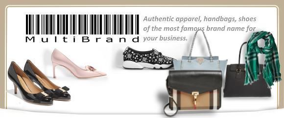 Italian fashion distributor - Luxury brands, Fashion top brands