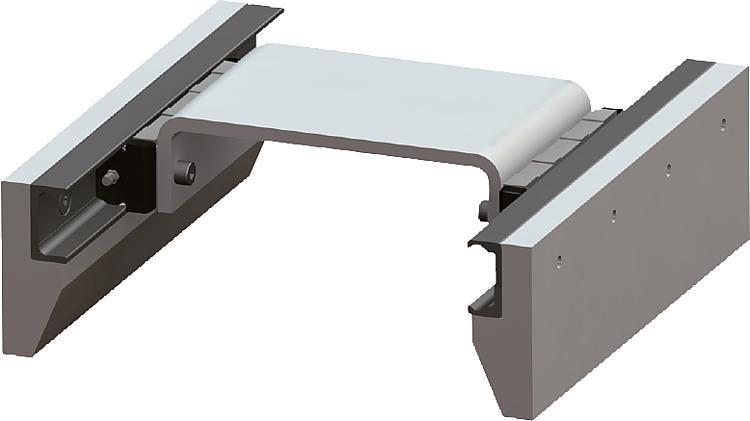 Rail de guidage à rouleaux - Rails de guidage à rouleaux