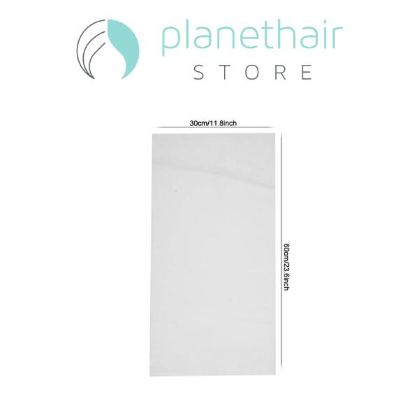Toalla Desechable Para Barbería 60×30 Cm |toalla Spunlace Pedicura - null