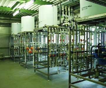 Acid recovery out of pickling acids - environmental-technology