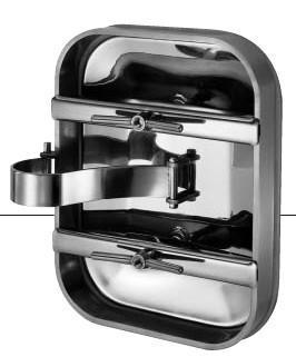 Rectangular autoclave lids - Séries 13
