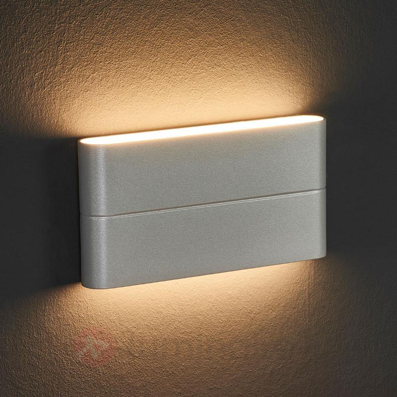 Saisissante applique d'extérieur LED Casper - Appliques d'extérieur LED