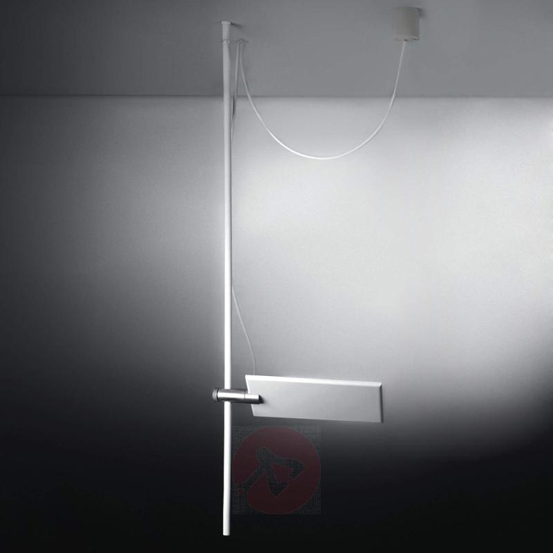 White GiuUp LED ceiling light - indoor-lighting