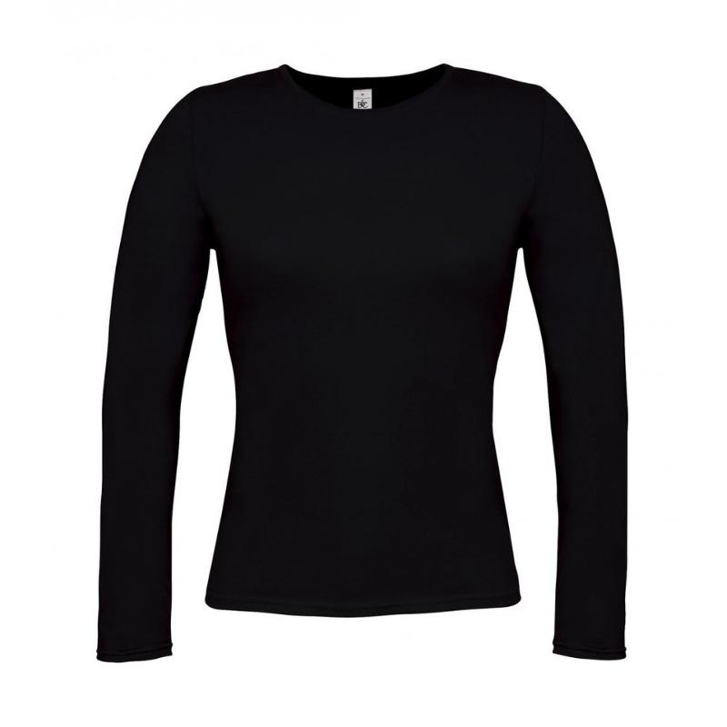 Tee-shirt manches longues femme - Manches longues