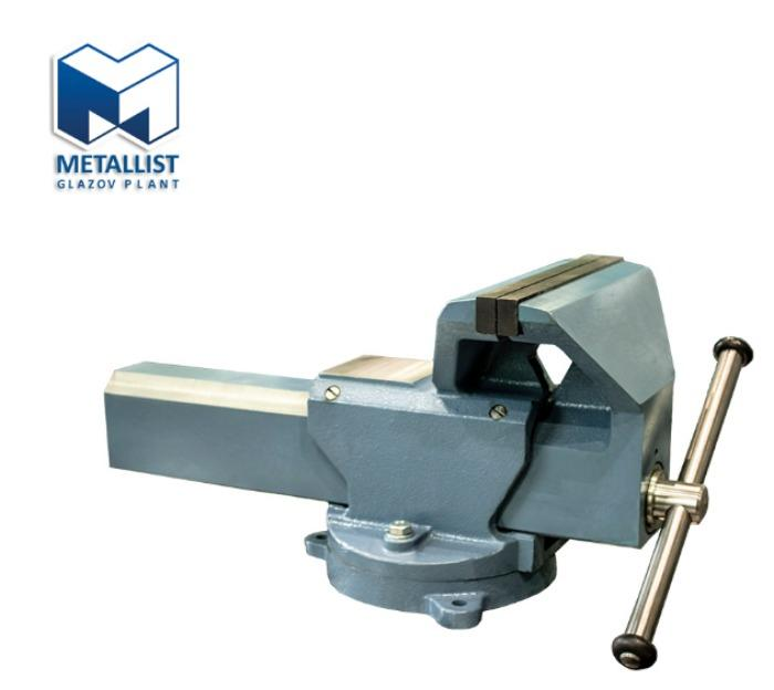 Bench Vices / Vise/ Тиски / Bench vices - Bench Vices Master from Ductile cast Iron with changeablr jaws