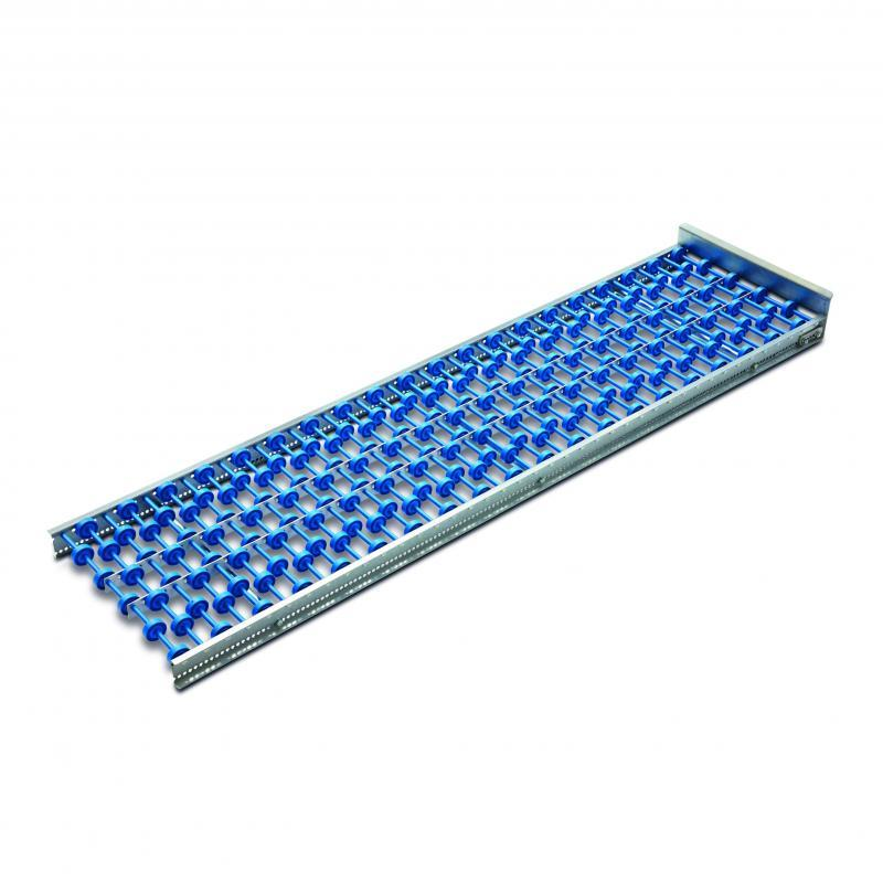 Wheel conveyors up to 35 kg - wheel conveyors - light loads