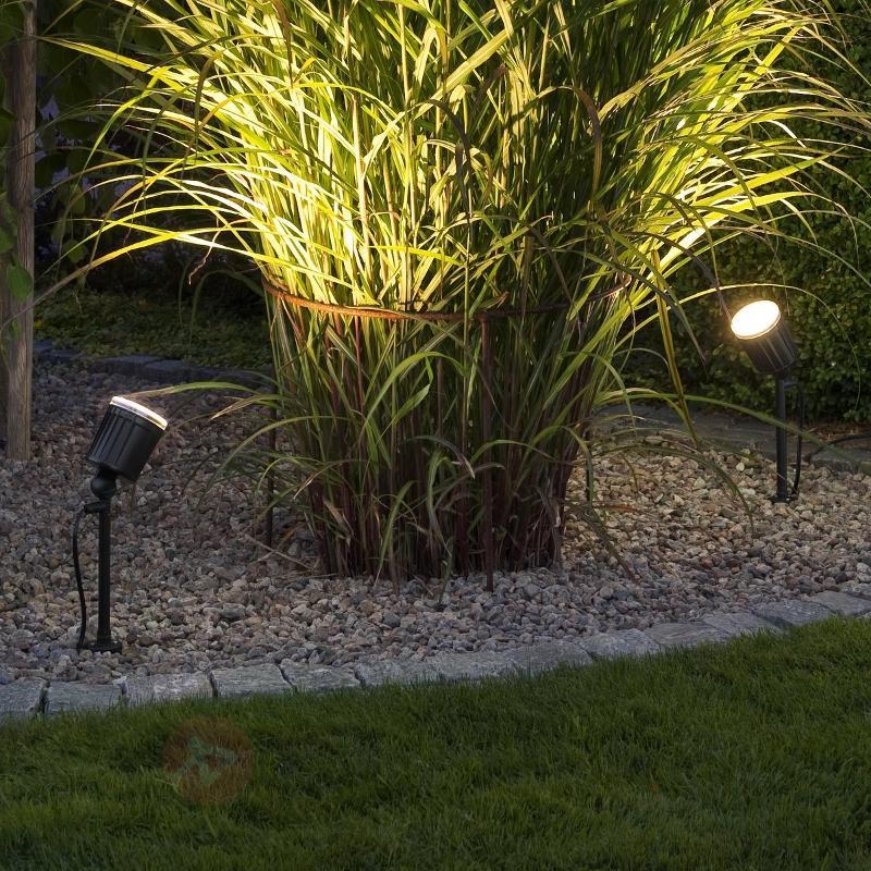 Spot extérieur NEW AMALFI LED - Tous les projecteurs d'extérieur