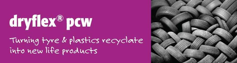 TPE compounds based on post consumer waste - Dryflex PCW