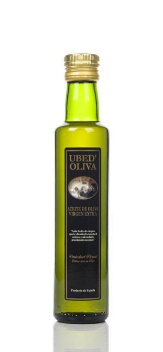 UBED'OLIVA DORICA 250ML - ACEITE DE OLIVA VIRGEN EXTRA