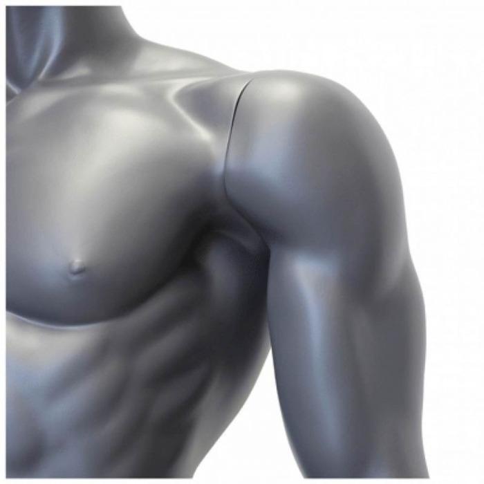 Mannequin de vitrine sport Homme - Mannequin d'étalage sportif homme