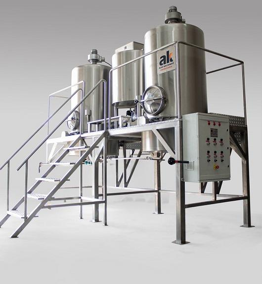 Halva production line - Halvah production line