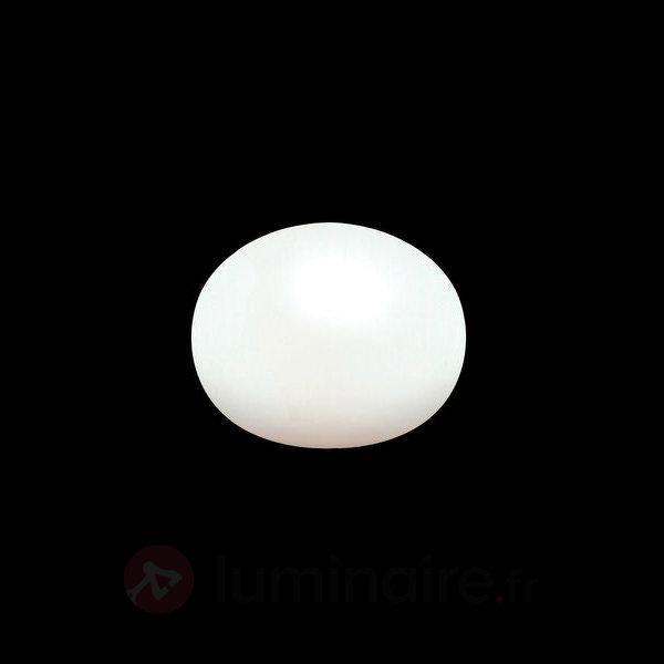Lampe à poser Verre Ovale - Toutes les lampes à poser