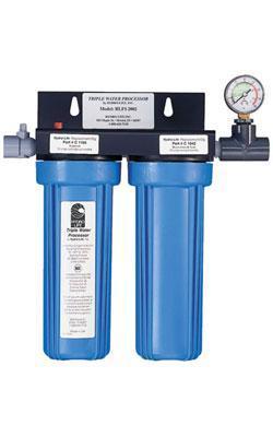 Filtre à eau  - Matériel de filtration d'eau potable