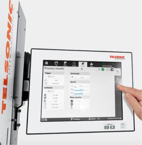 El software Telso®Flex para sistemas -  El sistema de control del sistema perdurable en el futuro y de manejo intuitivo