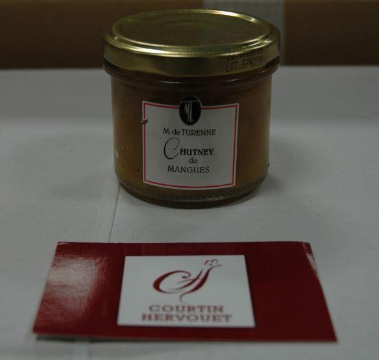 Chutney   - ( mangues, figues … )