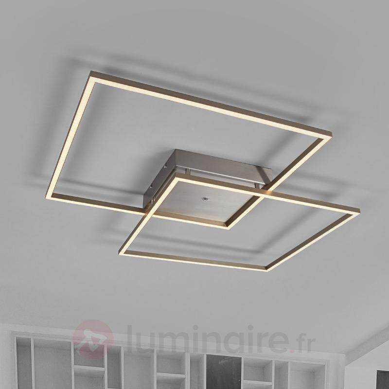 Plafonnier LED lumineux Mirac - Plafonniers LED