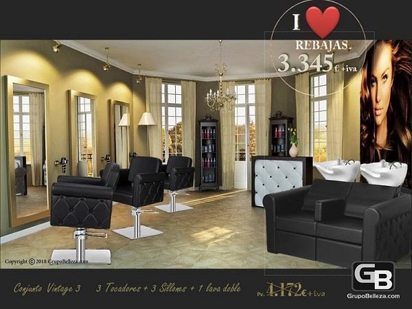mobiliario de peluqueria - muebles de peluquería fabricación Española