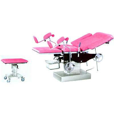 multi-purpose obstetric table - null