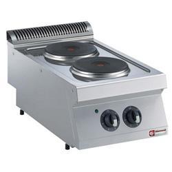 ELECTRIC COOKING RANGE - GAMME MEDIUM 1700 (700)