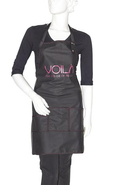Hairdresser coloration apron -