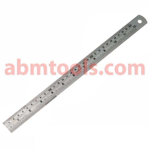 Steel Rules - The steel rule is a basic measuring tool.