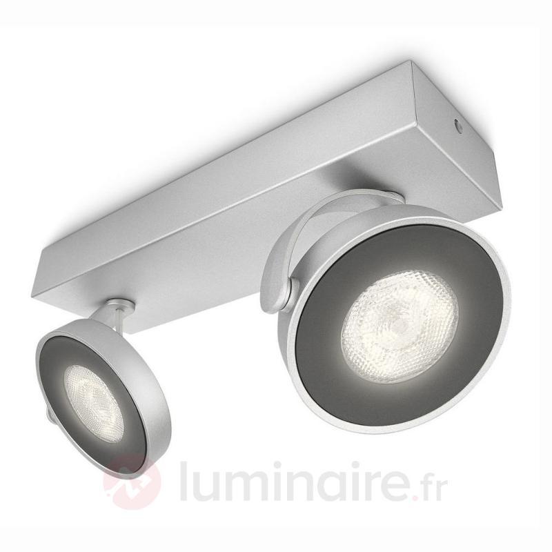 Spot LED moderne Clockwork - Spots et projecteurs LED