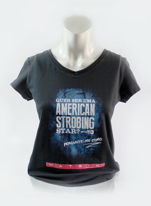 T-Shirt para cabeleireiro -