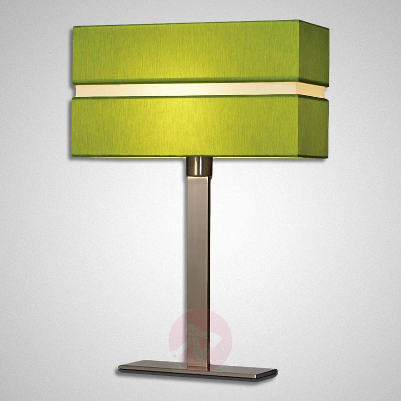 Modern fabric table lamp Nimbo - Window Sill Lights