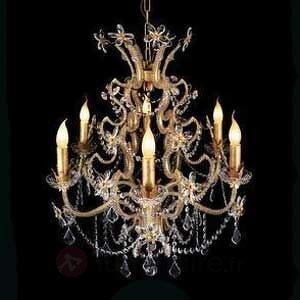 Lustre BENETTA à 6 lampes - Lustres classiques,antiques