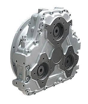 Pump Drives -  Pumpenverteilergetriebe - Hydraulic Pump Drives