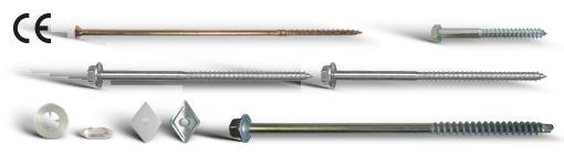 VL - Fixing with screws