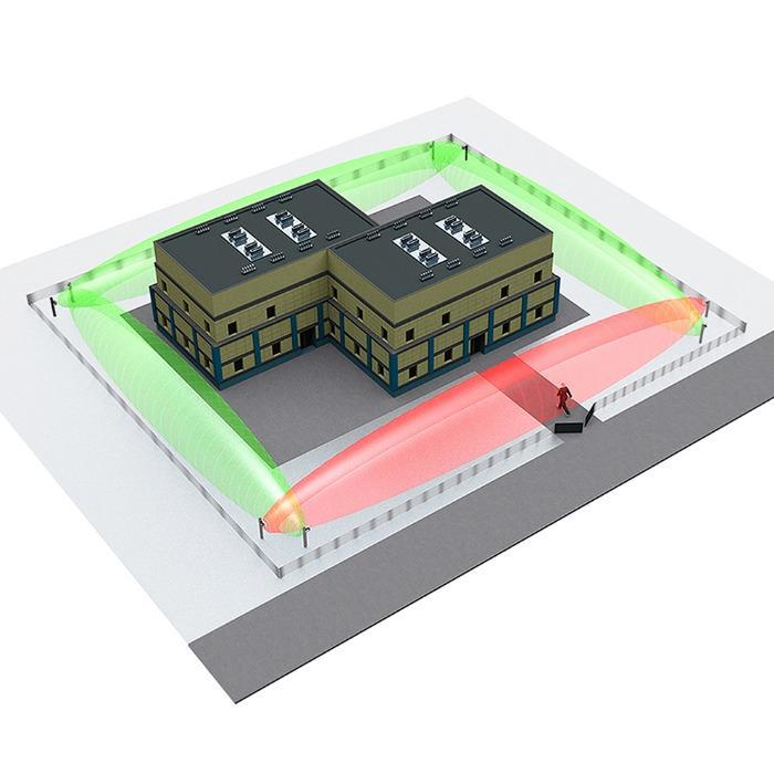 FORTEZA-100 - Microwave Perimeter Protection Sensor