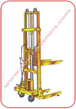 Hydraulic Stacker - Stacker