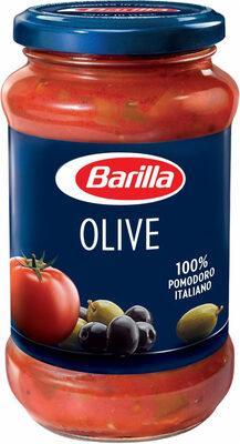 Sauce aux olives 400g - BARILLA -