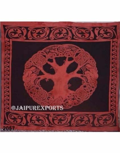 Mandala Tapestry Indian Wall Hanging Decor Bohemian Hippie