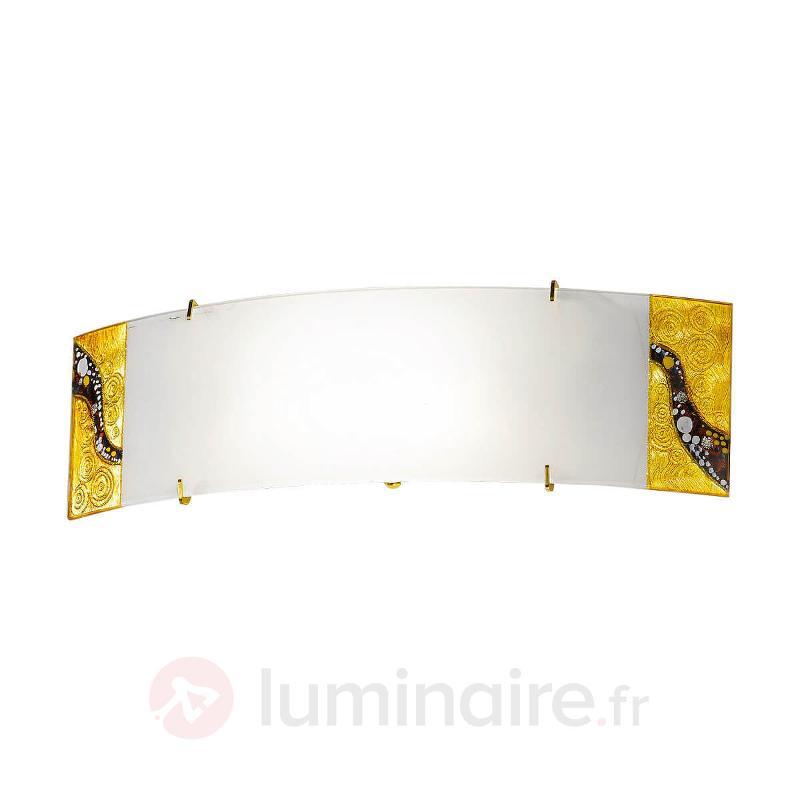 Applique KISS design Klimt longueur 40 cm - Appliques design