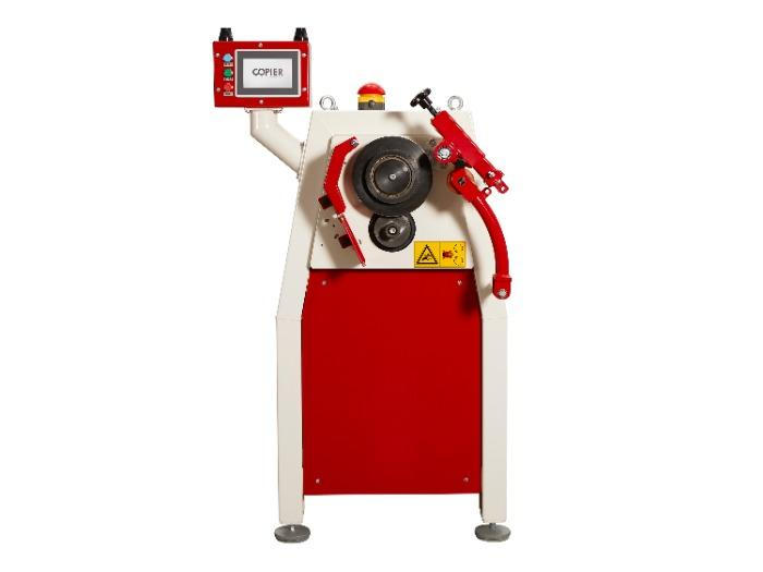 """Groove Master - Pipe Roll Grooving Machine for Pipes up to OD 24"""""""