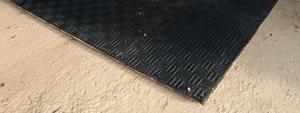 Plaque d'accès temporaire - Plaques protection des sols temporaires