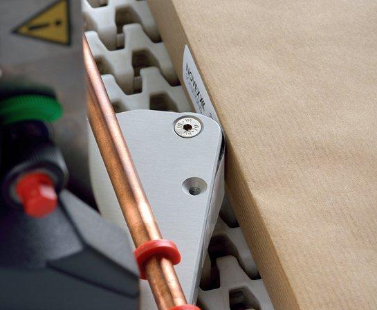 Applicateur LA-WO - applicateur pour étiqueteuse automatique / corner edge / Solution complète