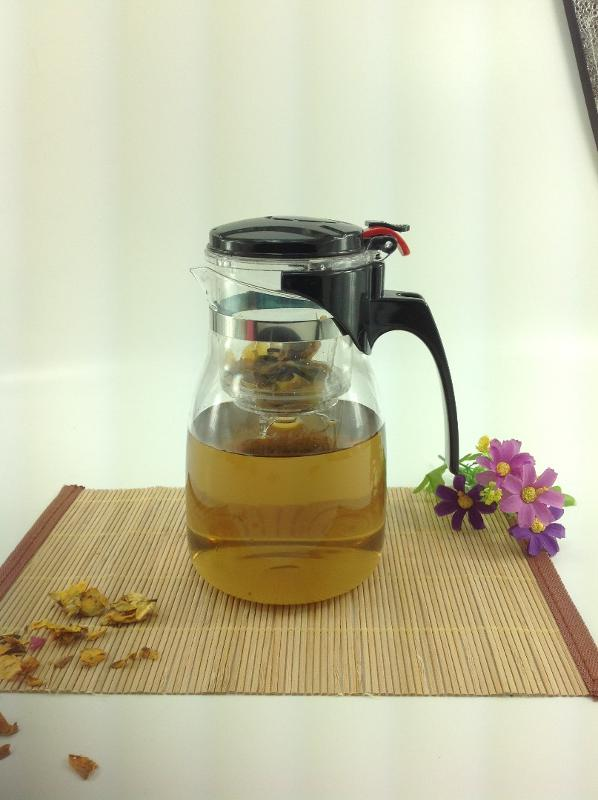 GLASS TEA MAKER  - 700ML