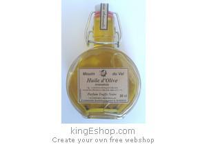 Huile Olive Vierge Extra Arôme Truffe - Référence : HOVEAT
