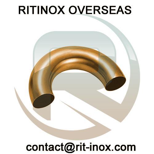 Brass 180 degree SR Return Bands -