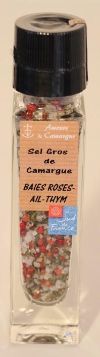 MOULIN RECHARGEABLE - SEL GROS DE CAMARGUE - BAIES... - Epicerie salée
