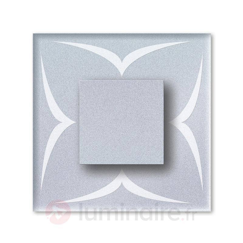 Motif courbes - Applique LED Cristal IP44 - Appliques LED