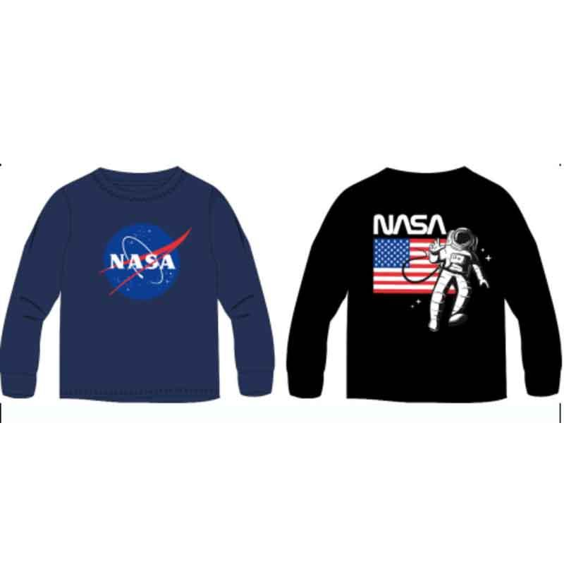 Manufacturer T-shirt kids licenced Nasa - T-shirt and polo short sleeve