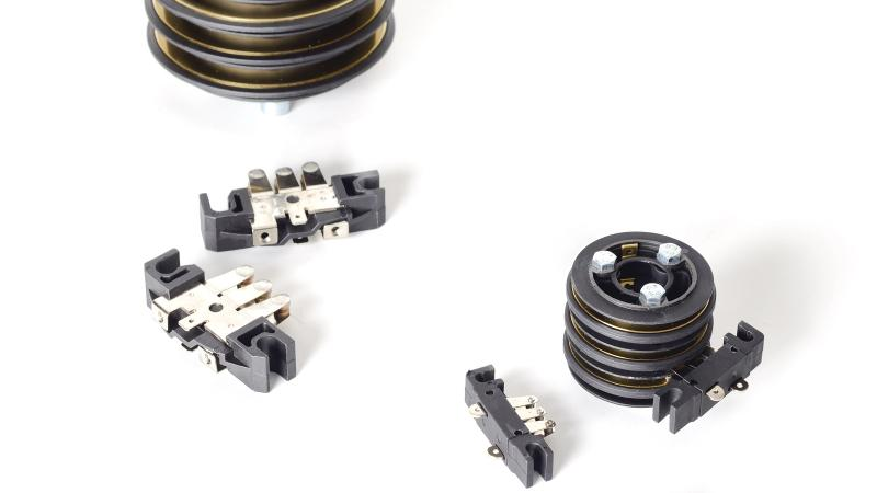 Small slip-ring systems - Small but strong