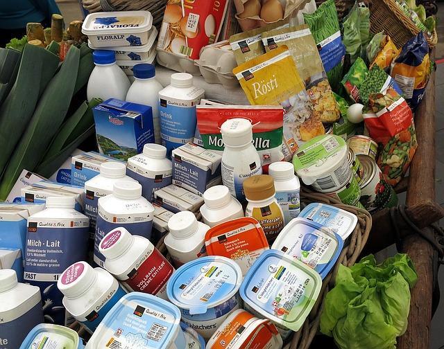 Produits laitiers - produits frais et de transformations