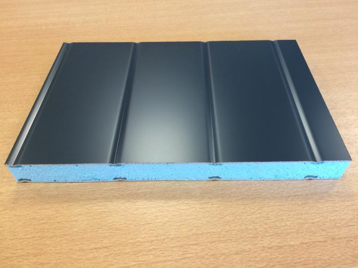 Gate&Shutter - XPS Shutter Panel - Closing NOVAFERMT® XPS Panel