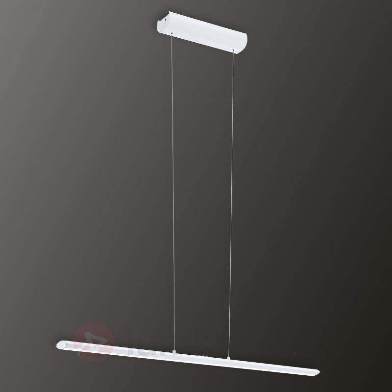 Pellaro - suspension LED dimmable en blanc - Suspensions LED