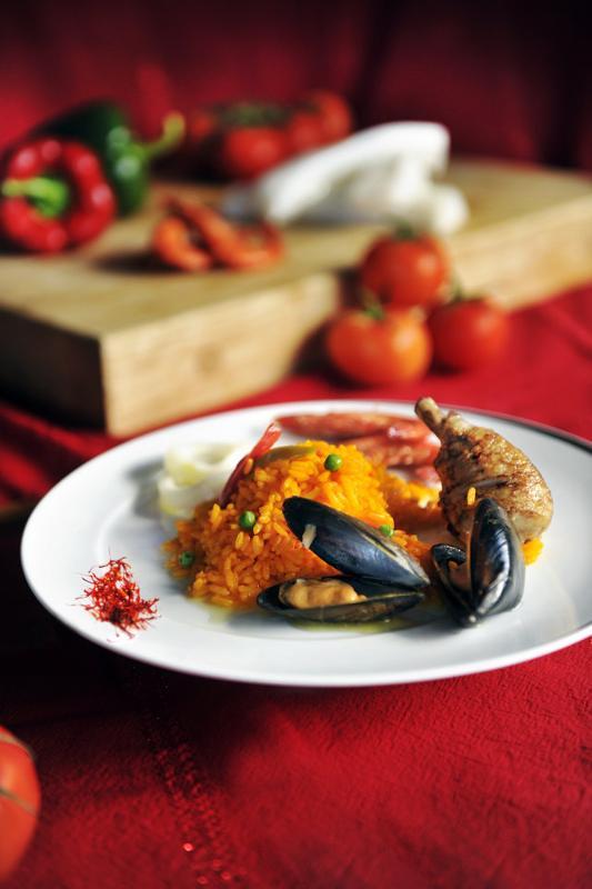 Gamme des spécialités - Produits de la mer